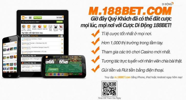 tai va cai dat 188bet mobile app android don gian nhat hinh anh 2